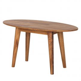 Tavolino da salotto FynWOOD V - legno massello di quercia - Quercia, Ars Natura