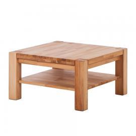 Tavolino da salotto JanWOOD II - Durame di faggio oliato, Ars Natura