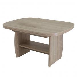 Tavolino da salotto Josi (allungabile) - Effetto quercia Sonoma, Modoform