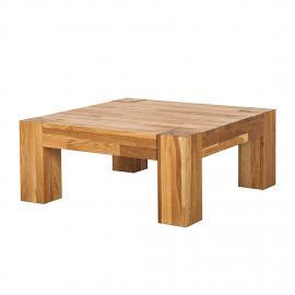 Tavolino da salotto massello Nestos - Quercia, Ars Natura