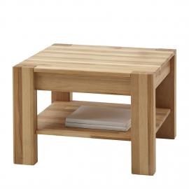 Tavolino da salotto Pia II - Durame di faggio oliato, Ars Natura