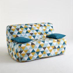 Funda nórdica para sofá cama tipo acordeón colchón 9 cm 250 g/m2