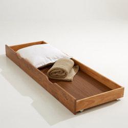 Cajón con ruedas para cama Lunja