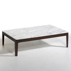 Mesa baja rectangular de mármol, Helda