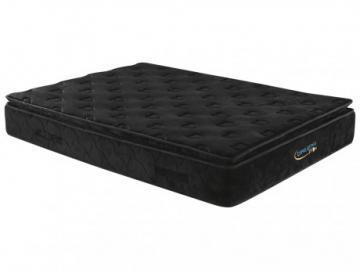 Colchón de muelles ensacados BLACK DREAM de DREAMEA PLAY - 140x190 cm