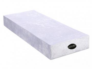 Colchón natural de espuma con memoria de forma y bambú PARURE de NATUREA - 70x190 cm