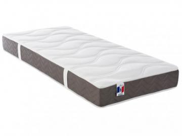 Colchón para cama eléctrica 100% Látex - 5 zonas de confort - VICTOIRE de DREAMEA - 80x200cm