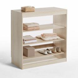 Módulo armario con 3 estantes Build