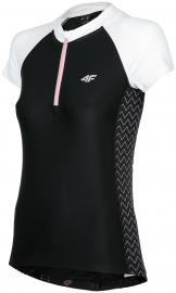 Koszulka rowerowa damska RKD002 - czarny