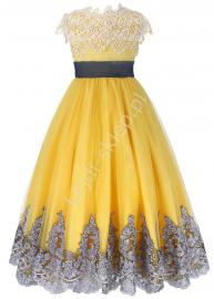 Wyjątkowa sukienka dziewczęca | eleganckie sukienki dla dziewczynek - Lejdi