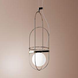Fontana Arte Setareh - LED Hanglamp in Chroom