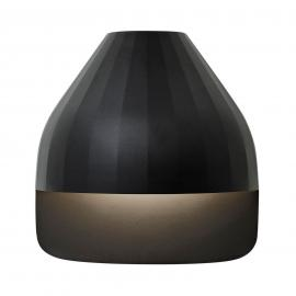 LE KLINT Facet Small - LED wandlamp, zwart