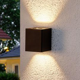 Lukas - LED outdoor wandlamp met decofilter