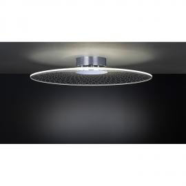 home24 LED-Deckenleuchte Coco