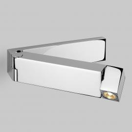 Astro Tosca - verstellbare LED-Wandleuchte, chrom