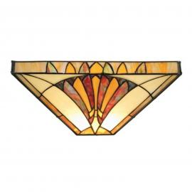 Amalia - Tiffanystil-Wandleuchte