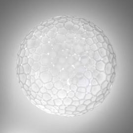 Artemide Meteorite - Glas-Wandleuchte, 35 cm