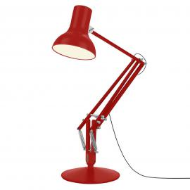 Anglepoise Type 75 Giant Stehleuchte rot