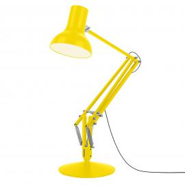 Anglepoise Type 75 Giant Stehleuchte gelb