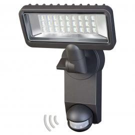 Mit Bewegungsmelder - LED-Außenstrahler City