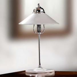 Tischleuchte GIACOMO mit Keramikschirm