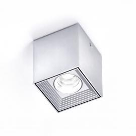 Milan Dau Spot LED Deckenstrahler, Aluminium
