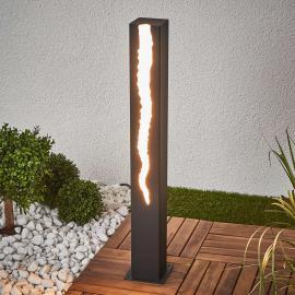 El Rayo - LED-Wegeleuchte,einseitig strahlend