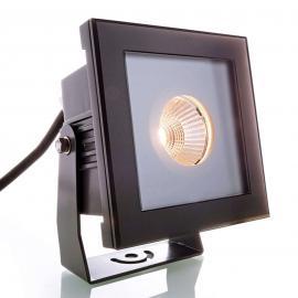 Power Spot COB III LED-Strahler für außen