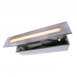 LED-Bodeneinbauleuchte LINE aus Edelstahl