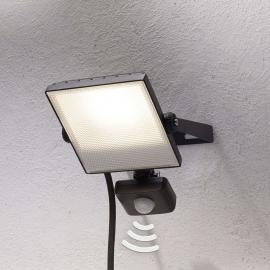 Regular Sensor LED-Außenstrahler 20W, 4.000K, IP65