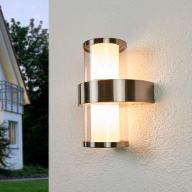Zeitlos schöne LED-Außenwandleuchte Beverly