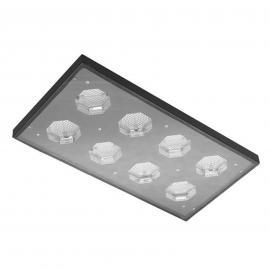 LED-Hallenstrahler oder Flutlicht Wide Beam 174 W