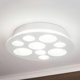 Pernato - eine runde, weiße LED-Deckenleuchte