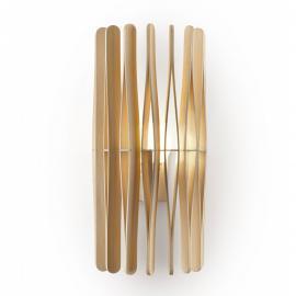 Fabbian Stick - Wandleuchte aus Holz