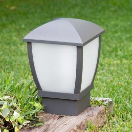 Mini Wilma - Sockelleuchte für Energiesparlampe