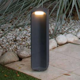 Außergewöhnliche LED-Sockelleuchte Bu-oh!