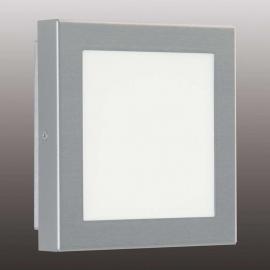 LED-Außenwandleuchte Mette aus Edelstahl, 8 W