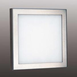 Hochwertige Edelstahl-Außenwandleuchte Mette LED