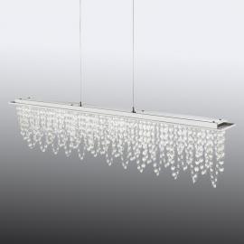 3-stufig schaltbare LED-Pendelleuchte Scala m. FB