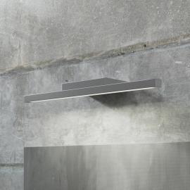 GROSSMANN Forte LED-Wandleuchte, chrom 49,4 cm