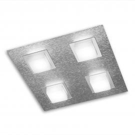 GROSSMANN Basic LED-Deckenleuchte, alu