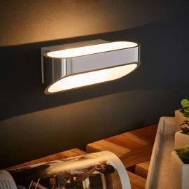 Helestra Onna - LED-Wandleuchte, aluminium