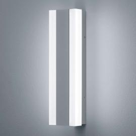 Helestra Road - LED-Außenwandleuchte, silbergrau