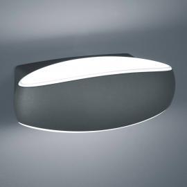 Helestra Sea - LED-Außenwandleuchte in ovaler Form