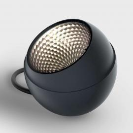 IP44.de Shot LED-Strahler in Anthrazit 15W
