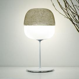 Afra - Tischleuchte mit Streulicht, 63 cm