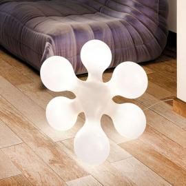 Kundalini Atomium - Designer Tischleuchte