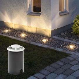 Dekorative Bodeneinbauleuchte HIGH POWER LED