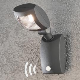 LED-Außenwandleuchte Latina Bewegungsmelder 3 W
