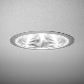 LED-Einbaudownlight Flixx Flat 300 Round 85° 11 W